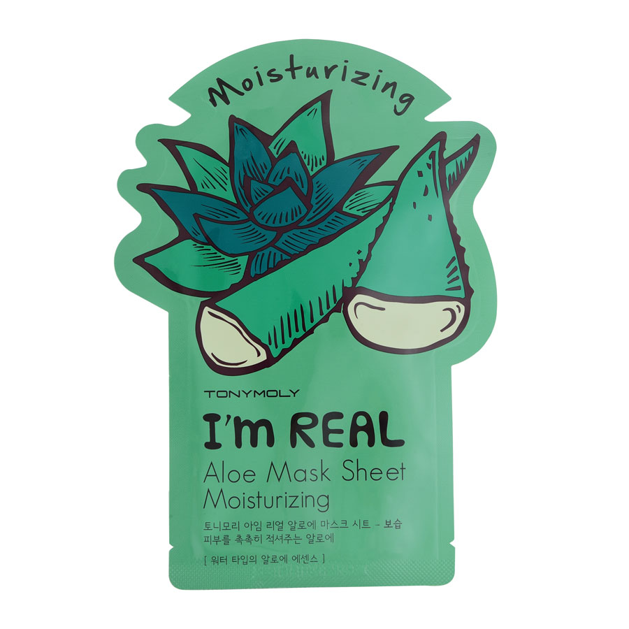 Tonymoly I'm Real Mask Aloe